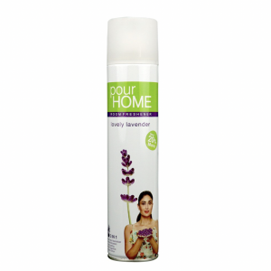 Vanesa Pour Home Lovely Lavender Room Freshener (270 ml)