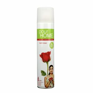 Vanesa Pour Home Red Rose Room Freshener (270 ml)