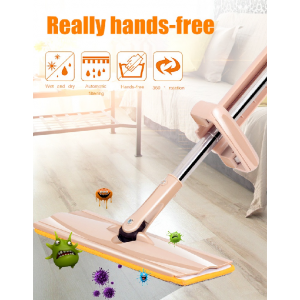 Flexible Flat Mop