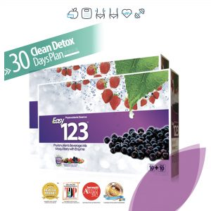 Easy123 Twin Pack (30 Day Plan)