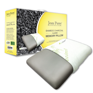 Jean Perry – Bamboo Charcoal Classic Memory Pillow