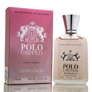 Polo United Romance Perfume EDP (100ml) For Women