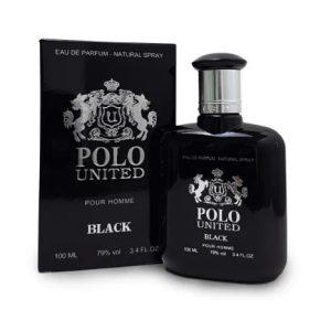 Polo United Black Perfume EDP (100ml) For Men